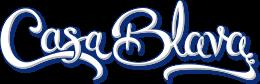 Casa Blava Alzira Logo