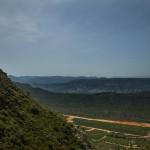 Vista desde la cima de La Murta