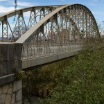 Puente sobre el rio Júcar