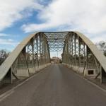 Puente de Metal Rio Júcar